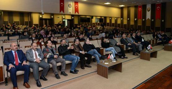 12 ŞUBAT KURTULUŞ BAYRAMI KSÜ'DE KONSERLE KUTLANDI