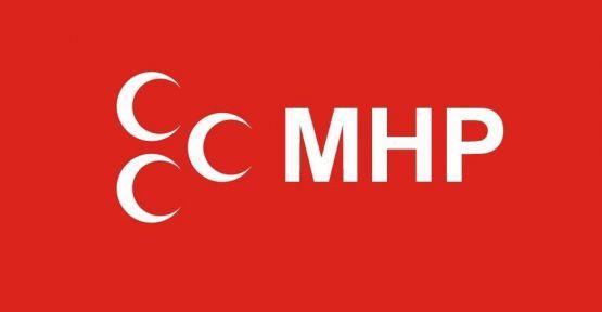 200 KİŞİ MHP'YE KATILDI