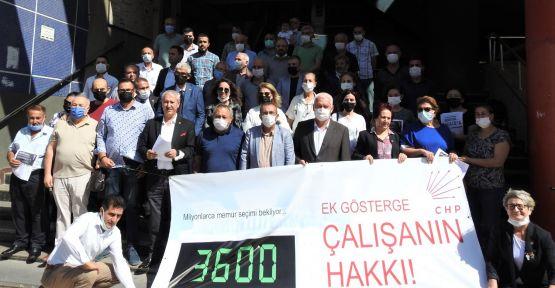 """""""3600 EK GÖSTERGE TALEBİNİ DERHAL HAYATA GEÇİRECEĞİZ"""""""
