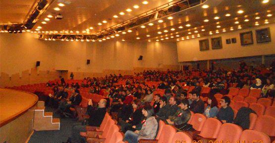 9. Ulusal Tekstil Mühendisliği Öğrenci Kongresi Maraş'ta