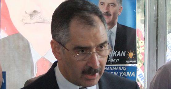 Ahmet Arıkan Ak Parti İl Başkanlığına Aday