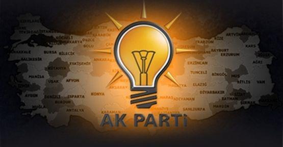 AK PARTİ'DE İSTİFA RÜZGARLARI ESİYOR