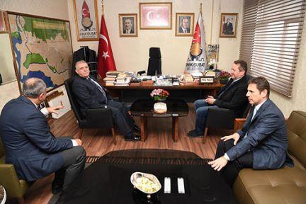"""ANKARA ALMAN KONSOLOSU MARTİN WETTER ONİKİŞUBAT'TA"""