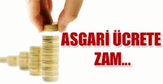ASGARİ ÜCRET BRÜT 1730 TL OLDU