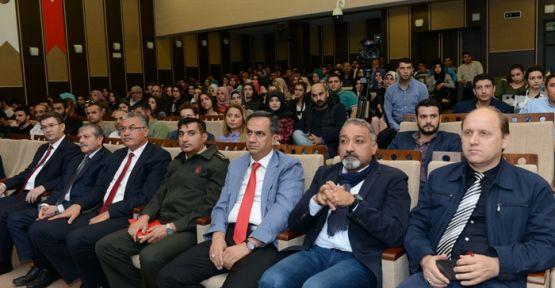 ATATÜRK'ÜN CUMHURİYET ANLAYIŞI VE DEMOKRASİ KONULU KONFERANS