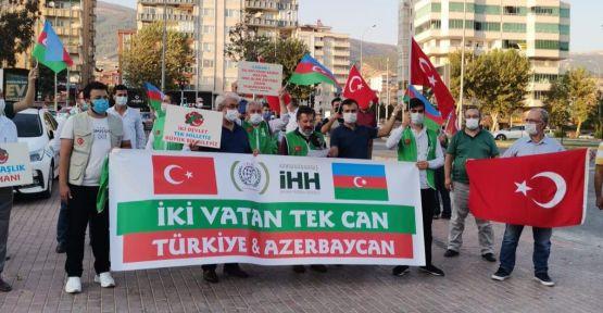 AZERBAYCAN'A DESTEK
