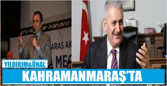 BAKANLAR KAHRAMANMARAŞ'A GELİYOR