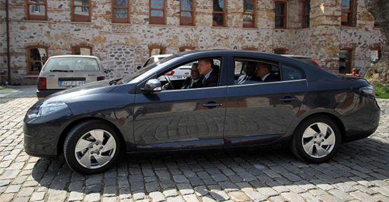 Başbakan Erdoğan Elektirikli Arabayı Tanıttı