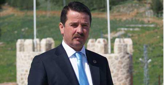 Başkan Okumuş'a Bahçe İlçe Belediye Başkanı Altundiş'ten Ziyaret