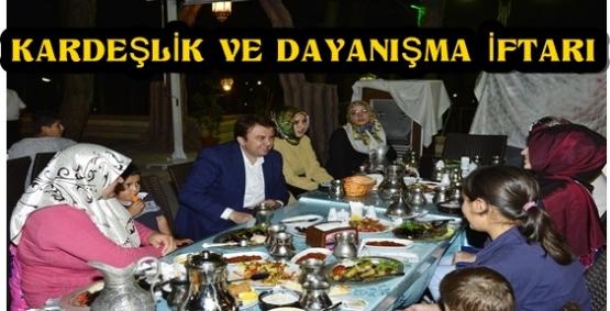 B.Ş.B.'DEN KARDEŞLİK VE DAYANIŞMA İFTARI