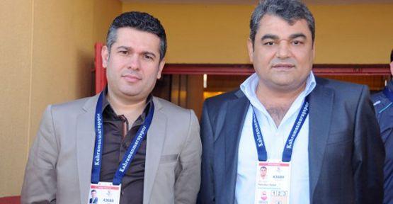 Belediyespor'a Yok Kahramanmaraşspor'a var
