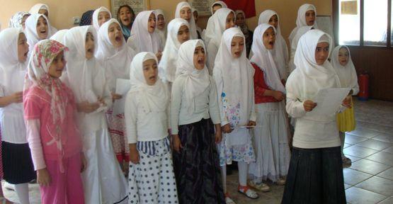 Beyoğlu Belediyesi'nden Kur'an Kursu'na Destek