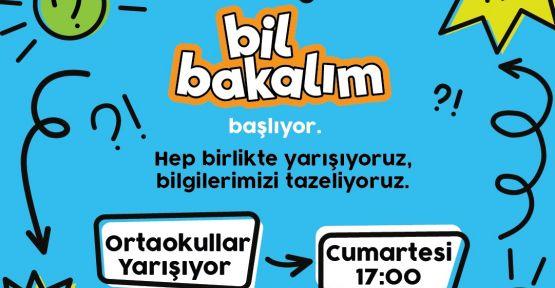 """""""BİL BAKALIM"""" ÖDÜLLERE DEVAM EDİYOR"""