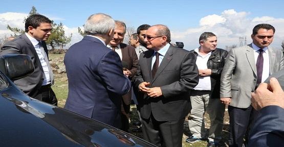 Bölgenin En Büyük Havaalanı Maraş'a Yapılacak...