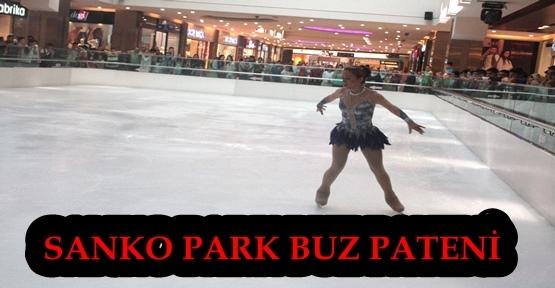 BUZ PATENİ GÖSTERİSİ SANKO PARK'TA
