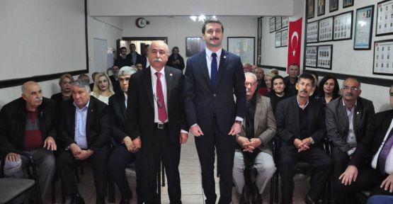 """ÇARMAN, 'ZOR BİR GÖREVE TALİBİM"""""""