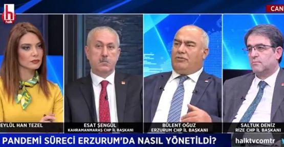 CHP'Lİ ESAT ŞENGÜL'DEN ÖNEMLİ AÇIKLAMA
