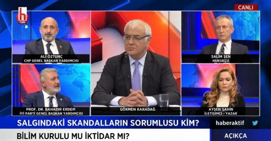 CHP'Lİ ÖZTUNÇ, RAKAMLAR YANLIŞ ANLAŞILDI