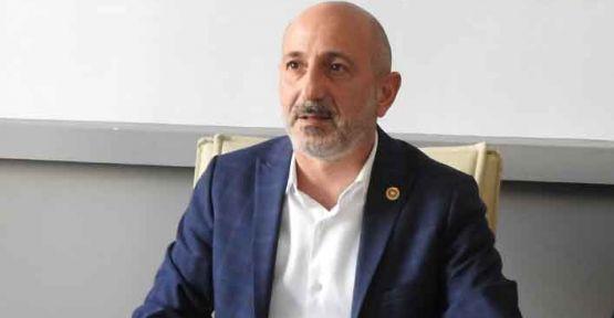 """CHP'Lİ ÖZTUNÇ, """"SİZ YAPAMIYORSANIZ TERMİNALİ BEN YAPARIM"""""""