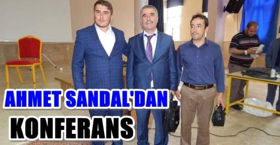 DİYANET SEN'DEN KAMU'DA AHLAK VE ADALET KONFERANSI YAPTI