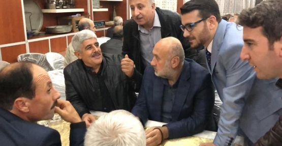 """DİZİBÜYÜK, 'BÖLGEMİZDEKİ HERKESİ KUCAKLAYACAĞIM"""""""