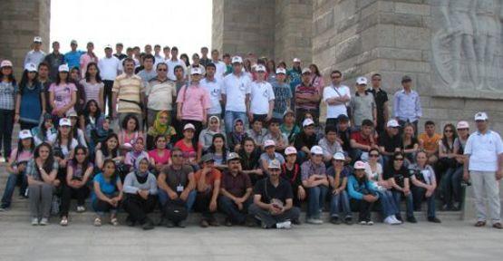 Emniyet Müdürlüğü'nden Çanakkale Gezisi