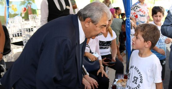 EMPATİ'DEN GAZİANTEP'E İKİNCİ OKUL