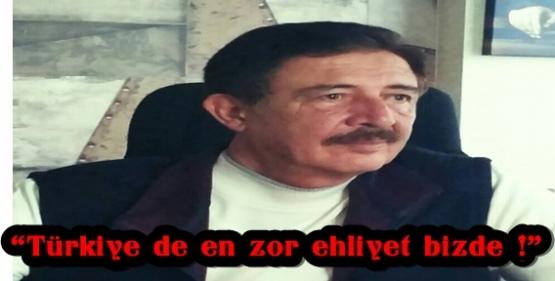 EN ZOR EHLİYET BİZDE