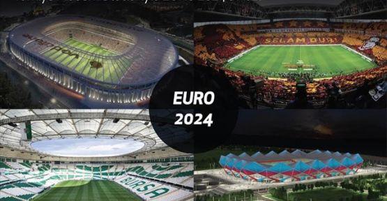 EURO 2024'E ADAY OLACAK ŞEHİRLERİMİZ BELLİ OLDU