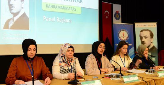 'FİKİR, SANAT, AKSİYON: NECİP FAZIL KISAKÜREK' PANELİ