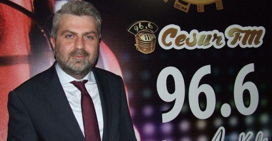 FIRAT GÖRGEL CESUR FM ÖZGÜR MİKROFON'DA KONUŞTU