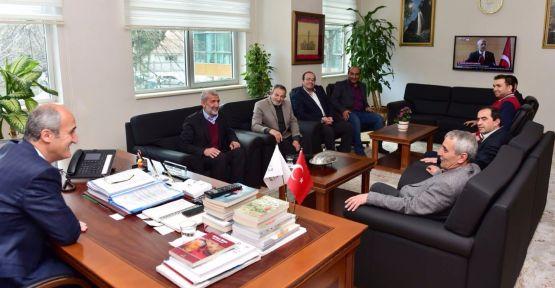 GEMCİLER KÜLTÜR DERNEGİ OKAYI ZİYARET ETTİ