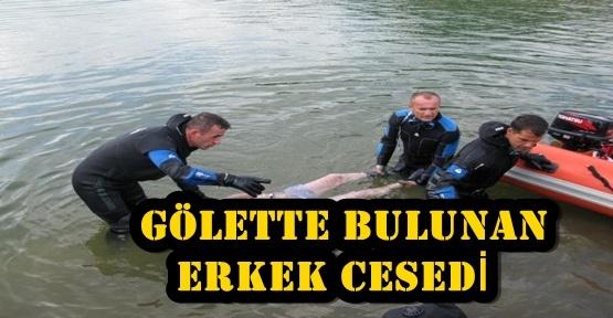 GÖLETTE BULUNUN ERKEK CESEDİ