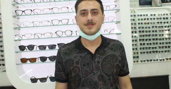 """""""GÜNEŞİN GÖZDE BİRÇOK ETKİSİ VARDIR"""""""