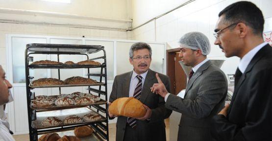 """""""Halk Ekmek""""te Ar-Ge Çalışmaları"""