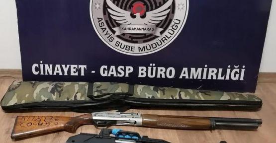 HAVAYA RAST GELE ATEŞ ŞAHISLAR POLİSİN TAKİBİ SONUCU YAKALANDI
