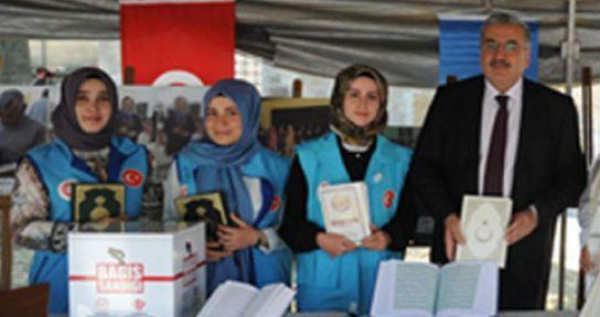 'HEDİYEM KUR'AN OLSUN' SEFERBERLİĞİ!