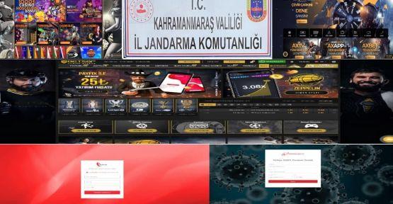 JANDARMADAN SİBER OPERASYON