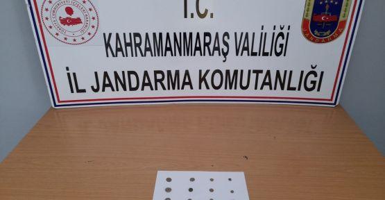 JANDARMAYA YAKALANDI