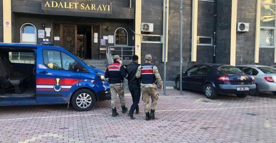 JASAT DEDEKTİFLERİ HIRSIZI GAZİANTEP'TE YAKALADI