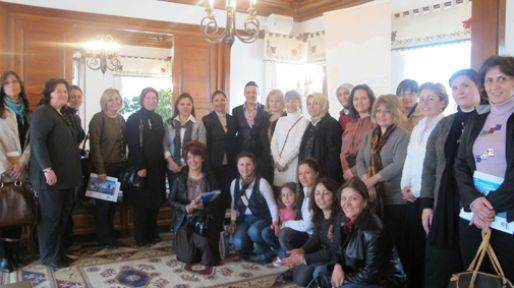 Kadın Girişimciler Konağı Hayali Gerçekleşiyor