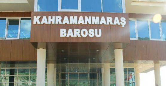 KAHRAMANMARAŞ BAROSU'NDA SEÇİM