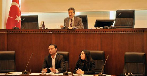 Kahramanmaraş Belediye Meclisi Bugün Toplanıyor..