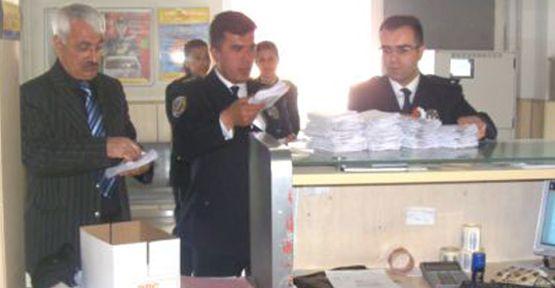 Kahramanmaraş Polisinden Velilere Mehtup