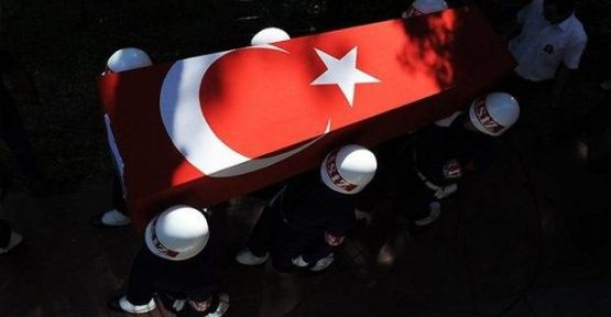 KAHRAMANMARAŞLI POLİS BİNGÖL DE ŞEHİT OLDU
