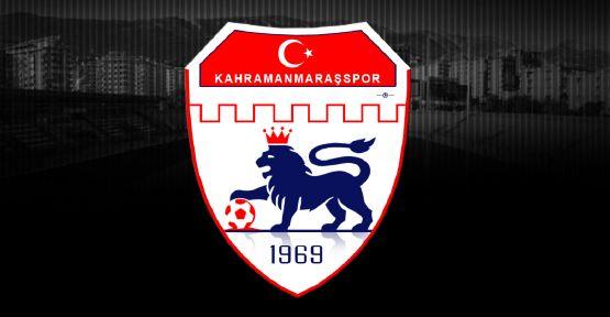 KAHRAMANMARAŞSPOR 1-0 MALUP OLDU