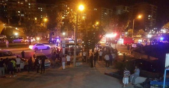 KAHRAMANMARAŞ'TA 5 ARACIN KARIŞTIĞI TRAFİK KAZASI