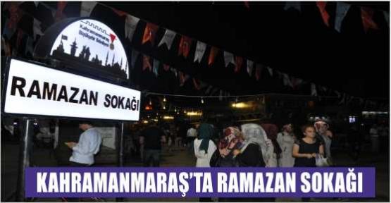 KAHRAMANMARAŞ'TA BİR İLK!
