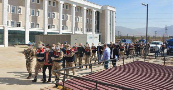 KAHRAMANMARAŞ'TA PKK/KCK OPERASYONU: 15 KİŞİ GÖZALTINA ALINDI
