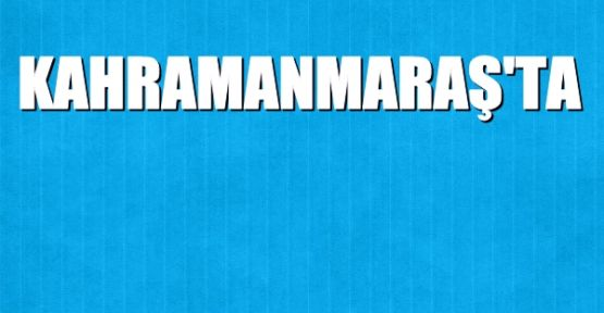 KAHRAMANMARAŞ'TA POLİS SOKAĞA İNDİ 20 KİŞİ YAKALANDI
